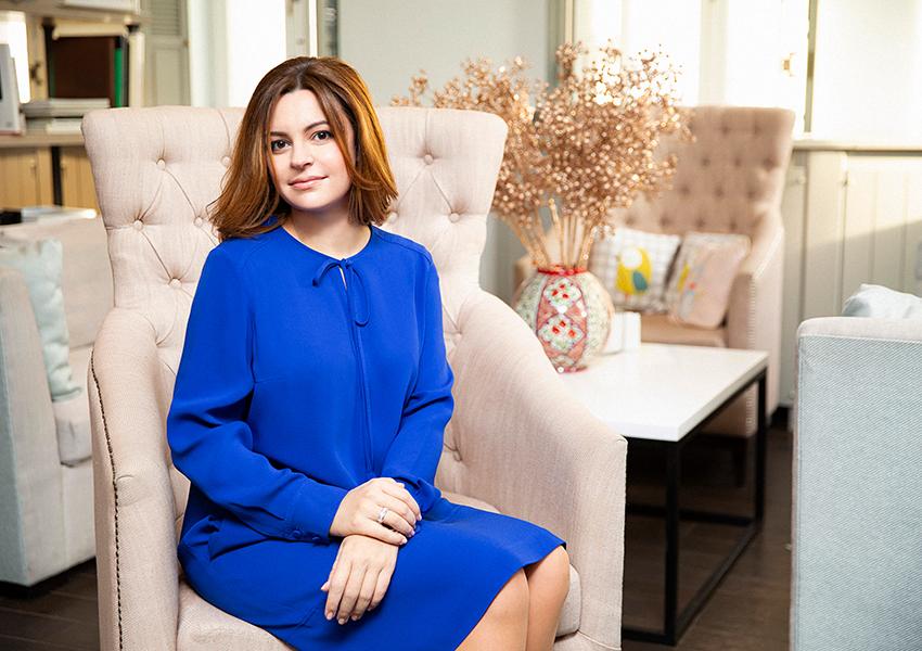 Руководитель Private Banking Банка Открытие Алина Назарова