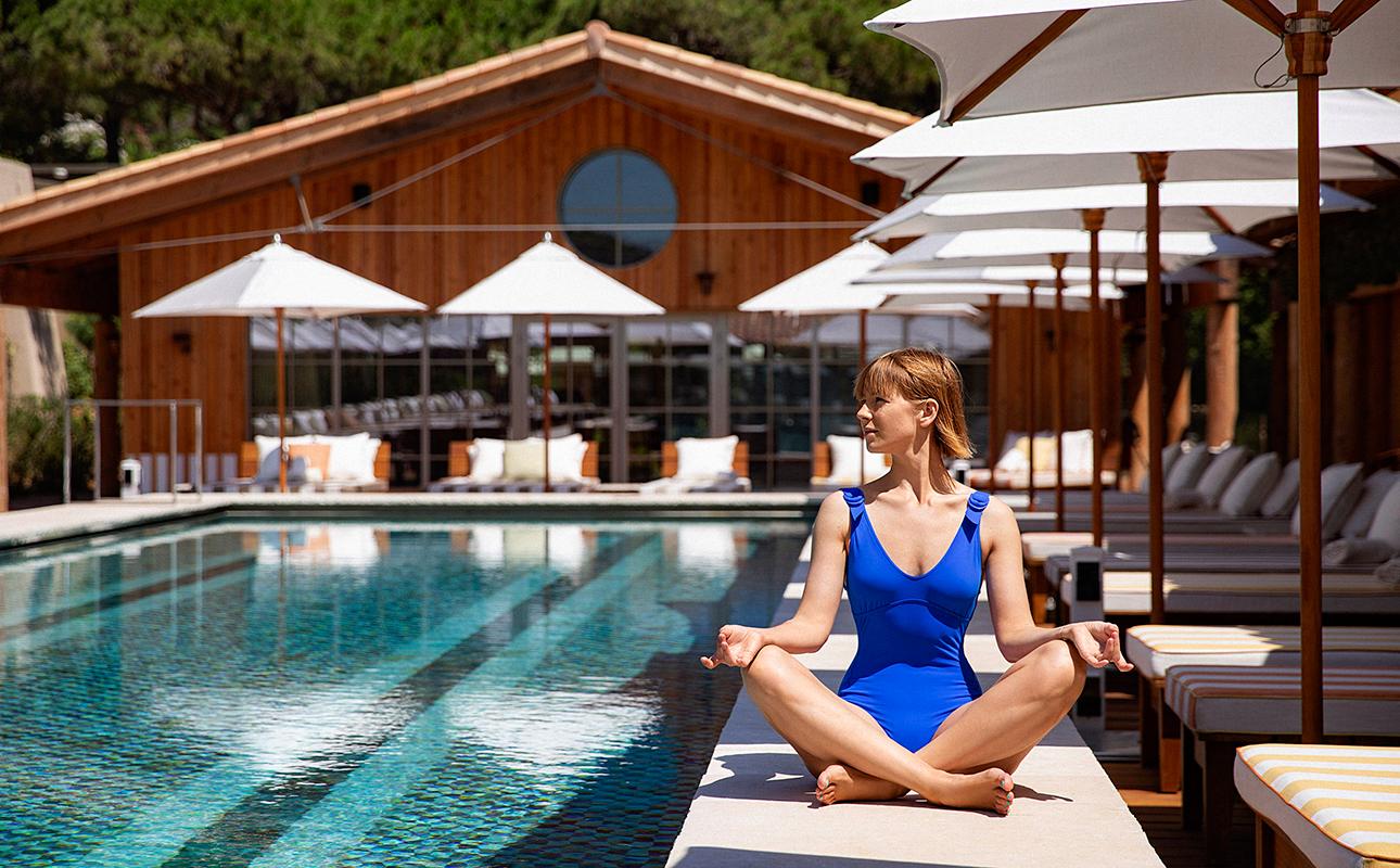 Вика Газинская — про новый отель Lily of the Valley рядом с Сен-Тропе