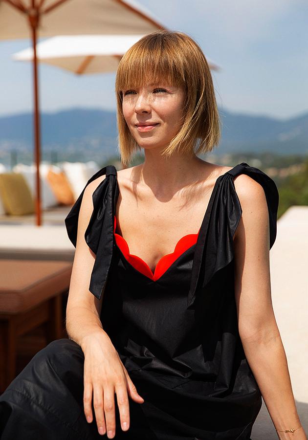 Дизайнер Вика Газинская — про новый отель Lily of the Valley рядом с Сен-Тропе