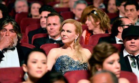 Cannes-2014. Николь Кидман: один день, два образа и споры об инъекциях