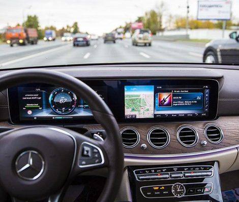 Авто с Яном Коомансом: тест-драйв нового Mercedes E-class 220d