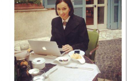 Vanity Fair с Марией Лобановой: Премьера Ивана Вырыпаева. Как это было в Риме?
