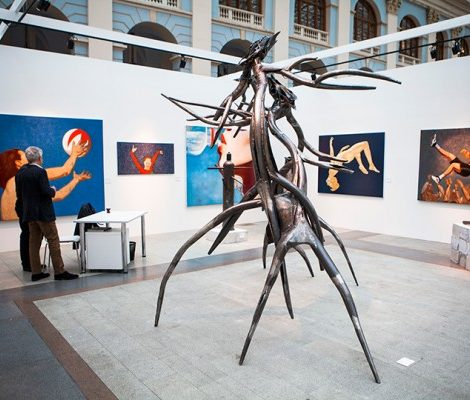 Art Weekend в Москве: знакомство с роботами и прощание с «Розовым забором»