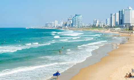 Новый год. Идея на каникулы: от Тель-Авива до Эйлата
