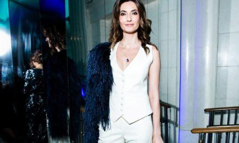 Ужин у Тиффани: компания Tiffany&Co. с размахом отметила открытие своего второго магазина в Москве