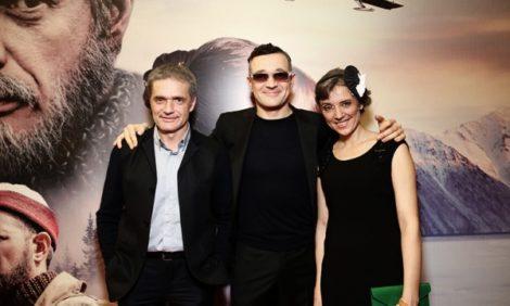 Светские хроники с Дарьей Михалковой: премьера приключенческой драмы «Территория»