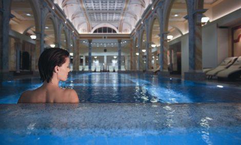 Celebrity Travel: Дарья Михалкова об идеальном спа по-швейцарски