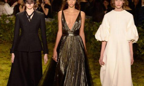 Уроки красоты с Евгенией Ленц: повторяем модные образы с показа Dior Haute Couture