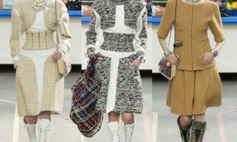 Style Notes с Натальей Якимчик. Лучшие образы с показа Chanel в Париже