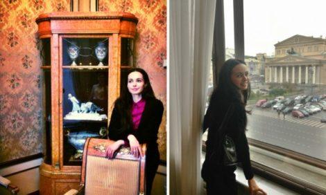 За кулисами Hotel Metropol с Ольгой Касаткиной. Позитивные хроники