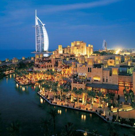 Идея на каникулы: продляем женский праздник до 20 апреля в Madinat Jumeirah (Дубай)