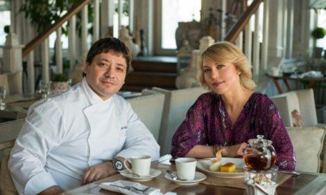 Table talk с Дарьей Михалковой: встреча со знаменитым шеф-поваром Адрианом Кетгласом