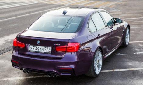 Авто с Яном Коомансом: тест-драйв BMW M3