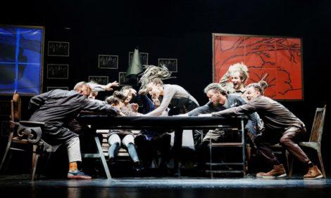 Как уличный танец завоевывает театральные подмостки: история Jack's Garret