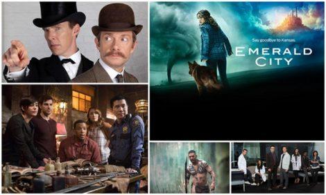 Телесериал на уикенд: что лучше всего смотреть на новогодних каникулах?