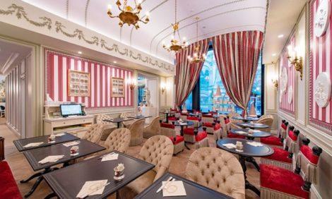 Новый ресторан: Ladurée на Никольской