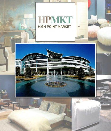 Дизайн & Декор. Интерьерная выставка High Point Market в США