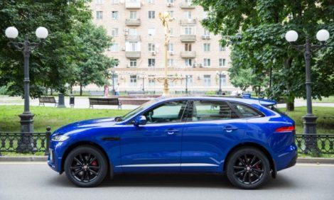 Авто с Яном Коомансом: звездный час Jaguar F-Pace