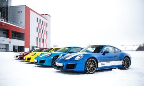 Авто с Яном Коомансом: один день в Центре вождения Porsche, или За что я полюбил русскую зиму?
