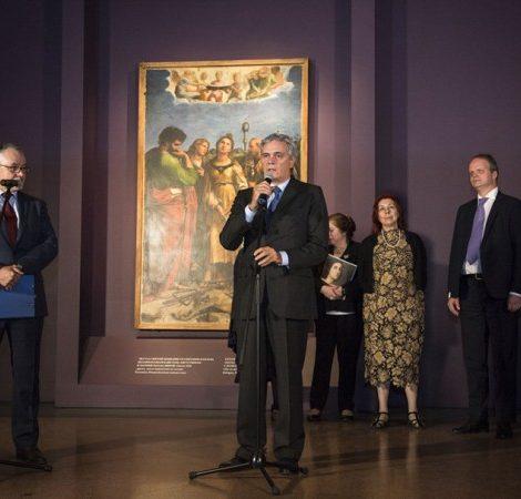 Art & More: по следам Рафаэля. Выставка великого итальянца в Пушкинском музее