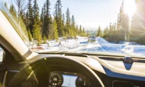 Авто с Яном Коомансом. Холодные шведские приключения: Volvo Get Away Lodge и новый V90 Cross Country