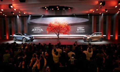 Tokyo Motor Show 2019: концептуальные автомобили Ariya и IMk — главные новинки Nissan