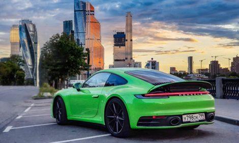 Авто с Яном Коомансом: новый Porsche 911 Carrera S – бесконечная эволюция