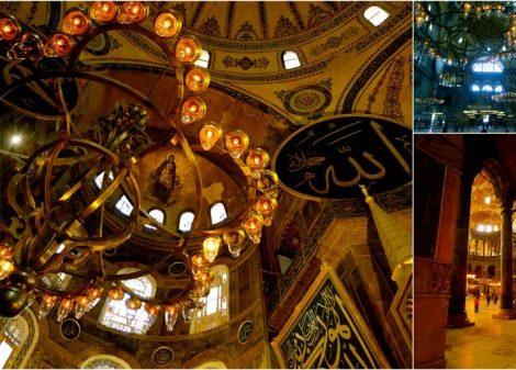 Маршрут: новогоднее путешествие в Стамбул