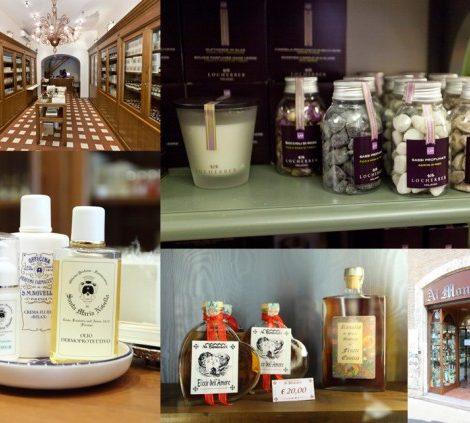 Beauty-шопинг в Риме: лучшие аптеки и парфюмерные бары