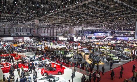 Авто с Яном Коомансом: пять вещей, которые заинтересовали нас на Женевском автосалоне