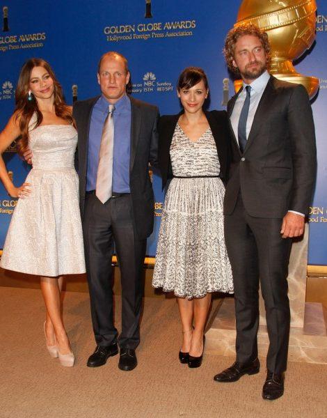 Новости: Номинанты на «Золотой глобус»