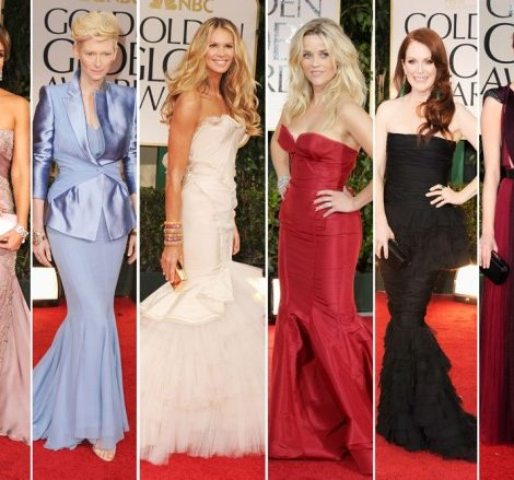 Новости: Красная дорожка Golden Globe
