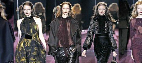 Новости: Gucci на Миланской Неделе Моды