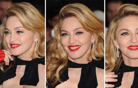 Образ дня: Мадонна