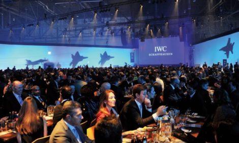 Персоны: Галина Немова о гала-вечере IWC в Женеве