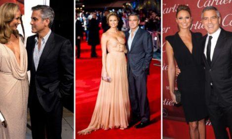 Новости: Новая девушка Клуни