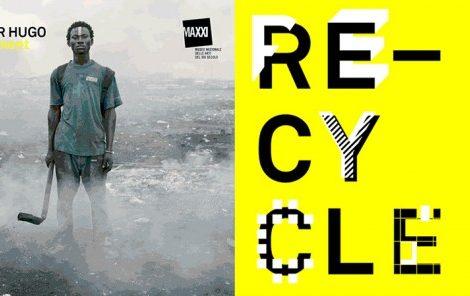 Выставка Re-Cycle в римском MAXXI