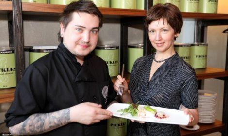 Gourmet с Сандрой Димитрович: Латвийские деликатесы в ресторане Black Market