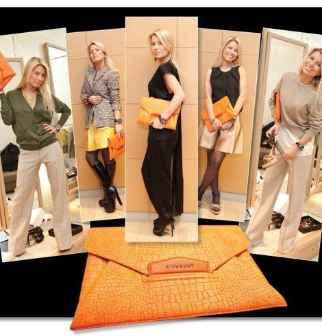 Аксессуар недели: Клатч Antigone Envelope Givenchy