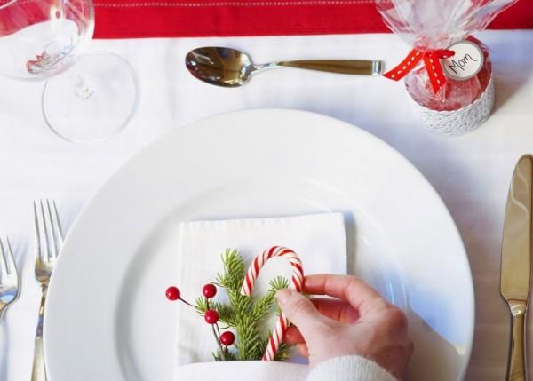 Gourmet c Сандрой Димитрович: новогодний стол