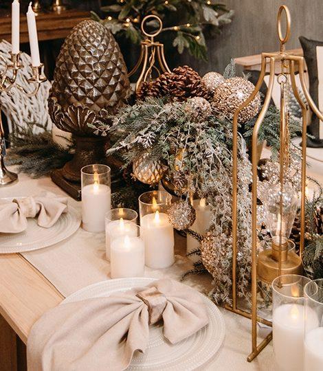 Новогодняя лавка чудес: Лидия Симонова — о том, как собрала коллекцию декора, вдохновленную звездами