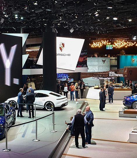 Авто с Яном Коомансом: автосалон во Франкфурте 2019 — будущее уже здесь