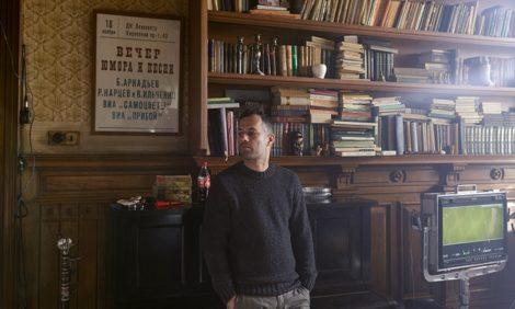 Михаил Идов — о ретродраме «Юморист», проекте «ДАУ» и «Гоголь-Центре»