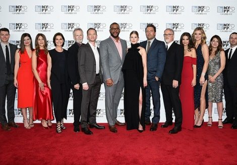 New York Diary с Еленой Лакомкиной: за кулисами 52-го кинофестиваля