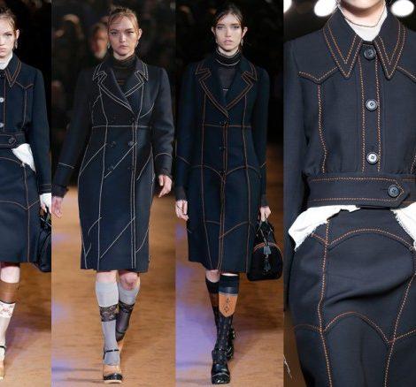 Неделя моды в Милане: обманчивая буржуазность от Prada
