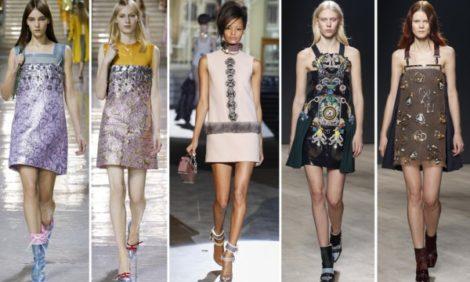 Style Notes: как использовать тенденции 1960-х этой осенью