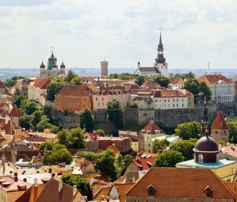 Идея на каникулы: Таллин за пределами Старого города