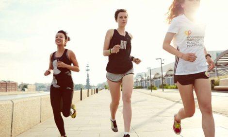 Healthy Lifestyle c Марией Верник: куда бежит Москва?
