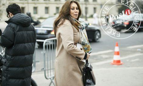 Street Style: эксклюзивные фотографии со второго дня Недели кутюра в Париже в объективе Ино Ко