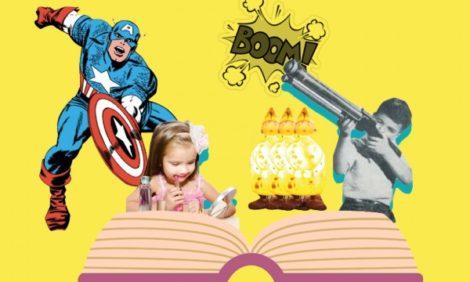 Posta Kids Club: какие подарки дарить детям?